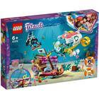 Lego Friends Rettungs U Boot für Delfine 41378