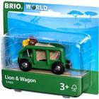 Brio Lion & Wagon 33966