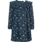 Name It Mini Printed Dress - Blue/Dark Sapphire (13169280)