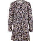 Name It Mini Printed Dress - Blue/Dark Sapphire (13174031)