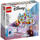Lego Disney Anna & Elsa's Storybook Adventures 43175