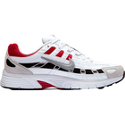Nike P-6000 M - White/University Red/Neutral Grey/Particle Grey