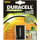 Ersättningsbatteri Digitalkamera 3.7v 1150mAh Duracell