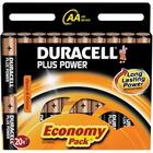 Duracell Plus Power AA 20 Pack