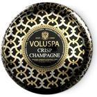 Voluspa Crisp Champagne 2 Wick Scented Candle Doftljus