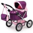 Bayer Design Doll Pram (Plum)