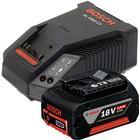 Bosch AL 1860 CV Laddare + 18V 4,0Ah Batteri