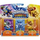 Skylanders Giants - Pop Fizz + Whirlwind + Trigger Happy Character Pack