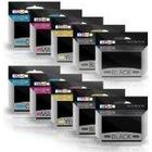 Prestige Cartridge HP 920XL Ink Cartridges for Officejet 6000/7000/7500A - Assorted Colour (Pack of 10)