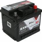 Billiga Bilbatterier Billigt bilbatteri 12V 50 Ah E1 (Amerikanska) Extreme Excellent DIN: 545412040
