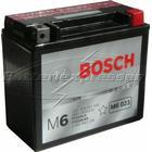 BOSCH MC batterier MC-batteri 18 Ah YTX20L-BS Bosch M6 AGM