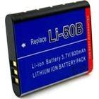 Batteri till Olympus Li-50B
