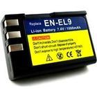 Batteri EN-EL9 till Nikon D40 & D40X m.m.
