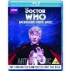Doctor Who Spearhead From Space - Special Edition (1969 (Blu-Ray)