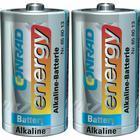 Conrad energy Batteri R20 (D) Alkaliskt Conrad energy LR20 1.5 V 2 st