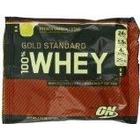 Optimum Nutrition Gold Standard 100% Whey French Vanilla Crème Protein Powder (Pack of 24 Sachets)