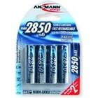 Ansmann laddningsbara AA 2850mah Batterier