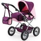 Bayer Design Combi Dolls Pram (Plum)