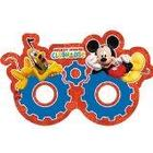 Disney Mickey Mouse Clubhouse Party Masks, Pack of 6