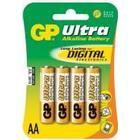 4-pack LR-6 Batterier