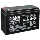 Batteri Larm 12V, 7,2AH 5års
