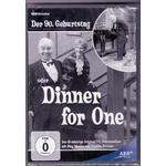 Dinner for One (1963)_Region 2_EU-Import_Original NDR-Version 18 minutes_Freddie Frinton