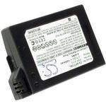Sony Batteri till Sony PSP-3004, 3.6V (3.7V), 1200 mAh