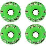 Skateboard Abec11 Flashbacks 70mm 75A 4-pack