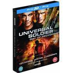 Blu-ray 3D Blu-ray 3D Universal Soldier Day Of Reckoning Steelbook (Blu-ray 3d + B (3D Blu-Ray)