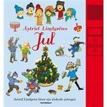 Astrid Lindgrens jul: Astrid Lindgren läser sju älskade julsagor (Inbunden, 2015)