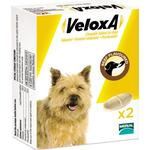 Merial Veloxa Chewable Worming Tablets For Dogs