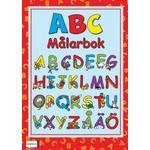 Egmont Kärnan Målarbok ABC