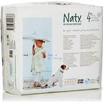 Naty Eco Nappies Size 4+ Junior