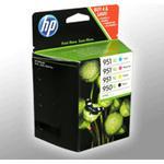 HP 4 HP Tinten C2P43AE No 950XL 951XL  4-farbig