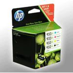 HP 4 HP Tinten C2P42AE No 932XL 933XL  4-farbig