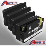 EXPRO 4 Ampertec Tinten für HP No 950XL 951XL  4-farbig