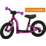 """Crescent 2015 års Crescent Walk Bike 402 lila 12""""  Balanscykel, 12"""" barncykel med aluminiumram som finns i två färger."""