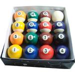 Gamesson Pool Ball Set 57mm 16-pack
