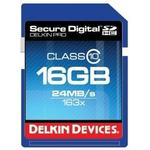Delkin SD Pro HC Class 10 16GB (163x)