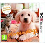 Nintendogs + Cats: Golden Retriever & New Friends