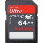 SanDisk Ultra SDXC 30MB/s 64GB
