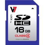 V7 SDHC Class 4 16GB