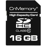 CnMemory SDHC Class 10 16GB