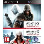 Double Pack (Assassin's Creed: Brotherhood + Assassin's Creed: Revelations)