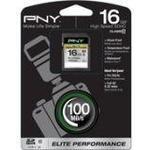 PNY SDHC Elite Performance UHS-I 16GB