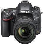 Nikon D610 + 24-85mm VR
