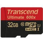 Transcend Ultimate MicroSDHC UHS-I 32GB