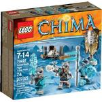 Lego Chima Saber-tooth Tiger Tribe Pack 70232