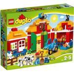 Lego Stor bondgård 10525