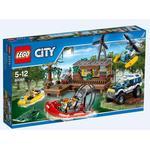 Lego Tjuvarnas gömställe 60068